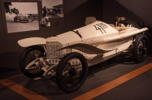 1914 Mercedes Grand Prix Car