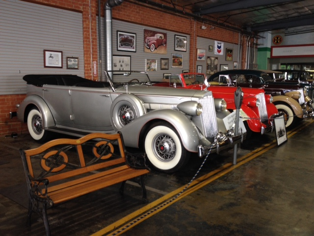 Automobile Driving Museum A Different Auto Museum Experience