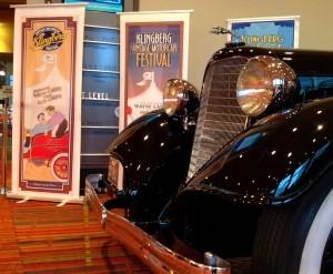 1934 Lincoln Brunn Convertible Victoria