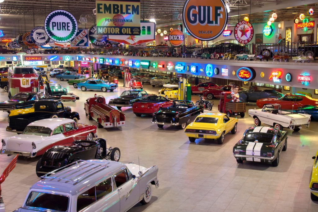 The entire Ron Pratte Collection will be auctioned during the 44th Annual Barrett-Jackson Scottsdale Auction in January 2015.