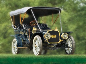 1908 Air-Cooled Corbin