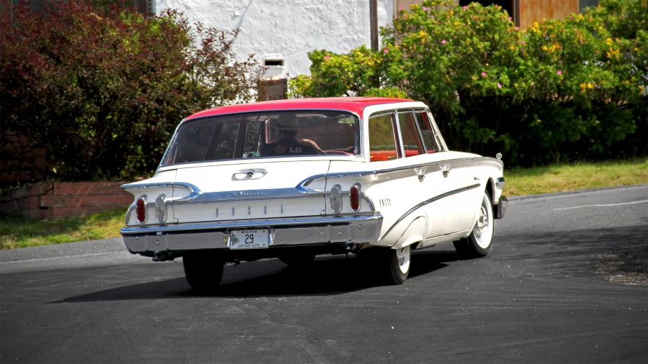 The museum exhibit will pay tribute to many rare station wagons, including the Edsel Villager. Photos by Jay Ramey