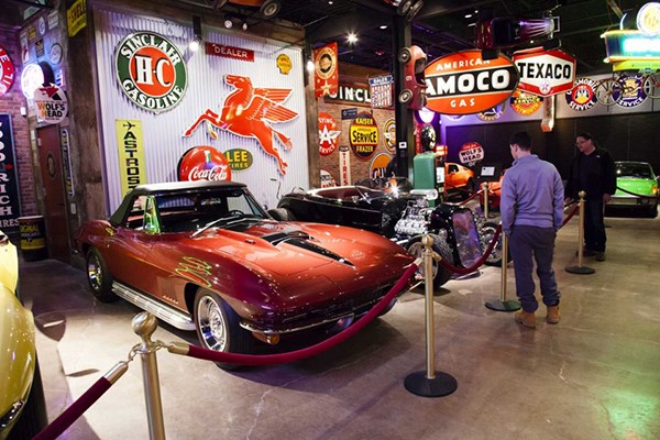 classic cars and memorabilia museum opens in oyster bay