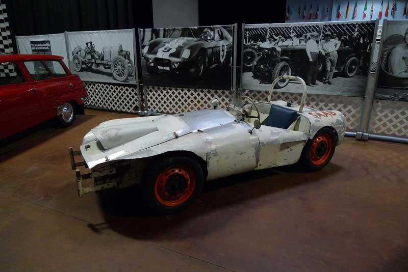 Photos Courtesy Simeone Automotive Foundation