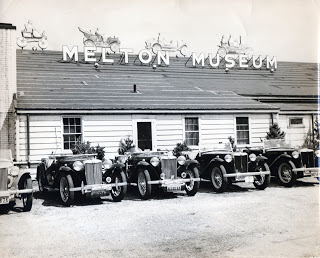 Flashback The Melton Auto Museum Opened In Norwalk Connecticut On