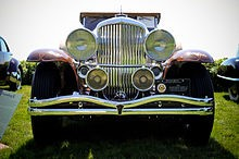 1932 Duesenberg owned by Fred Duesenberg himself