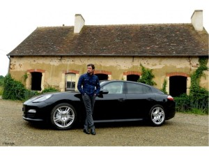 TV Star & Race Car Driver Patrick Dempsey