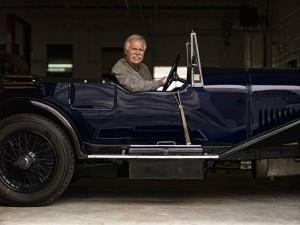 Wayne Carini of Chasing Classic Cars on Velocity TV