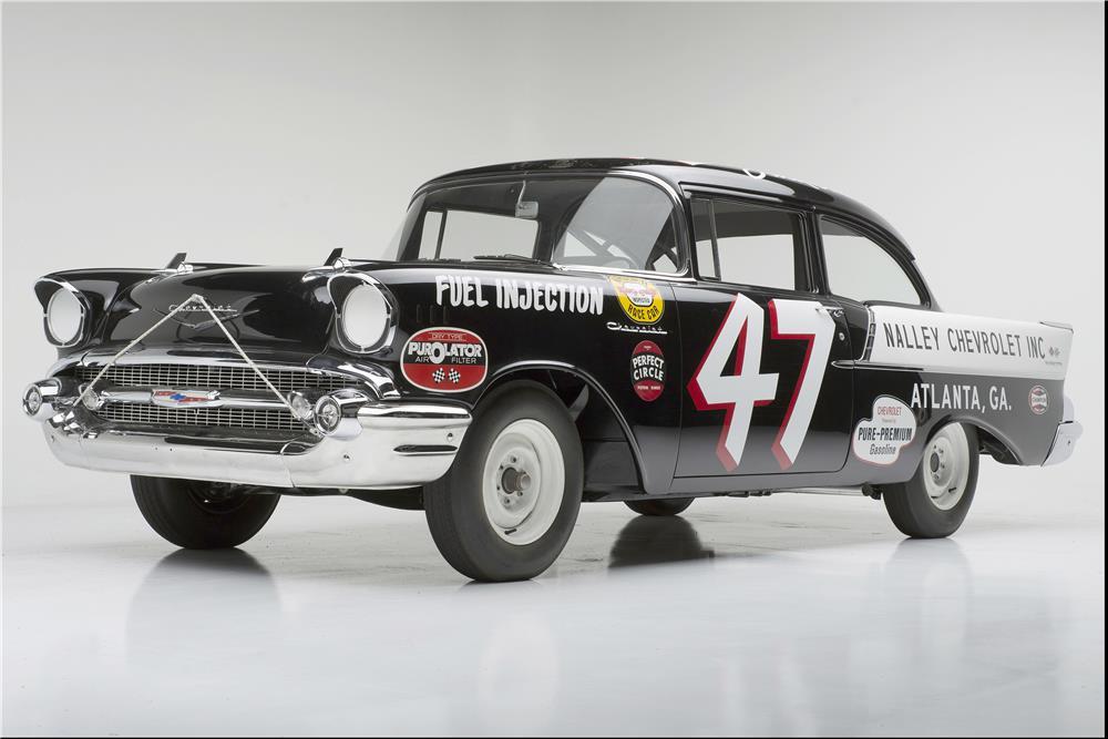 "1957 Chevy 150 ""Black Widow"""