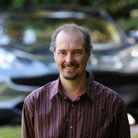 Writer & Car Expert Eric Evarts