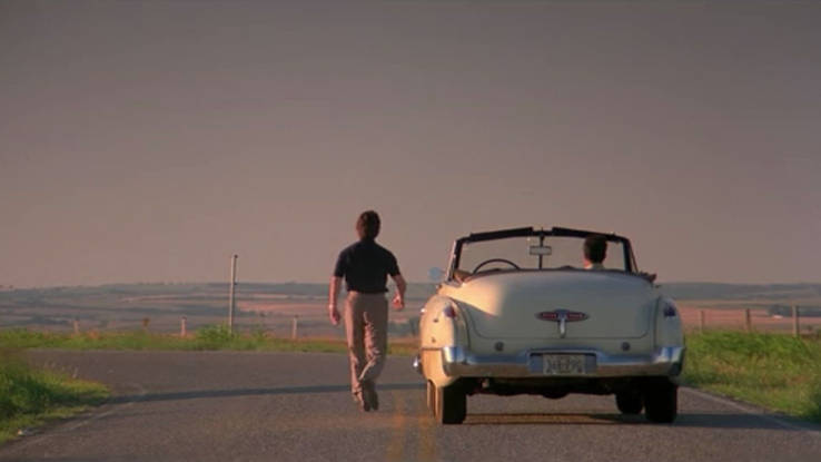 "1949 Buick Convertible seen in ""Rain Man"" recently restored by Wayne Carini of Portland, Conn."