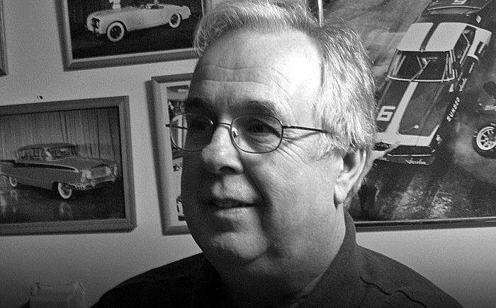 Author Patrick Foster chronicler of American Motors history (Photo Hemmings)