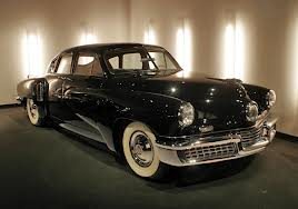 1948 Tucker, personal car of company founder Preston Tucker (Photo Petersen Automotive Museum)