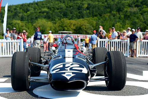 Dyson Racing owns this terrific example of Dan Gurney's genius