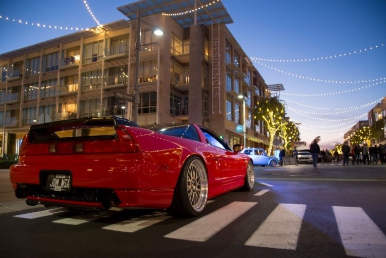 Acura NSX | Jacqueline Curry Photo