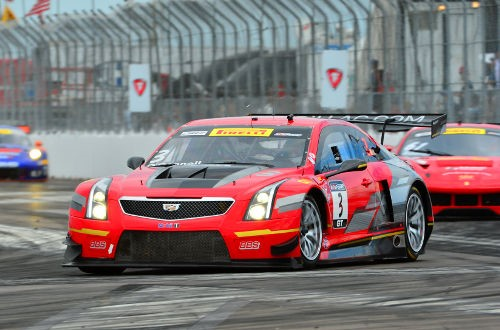 O'Connell's PWC #3 Cadillac ATS-V.R