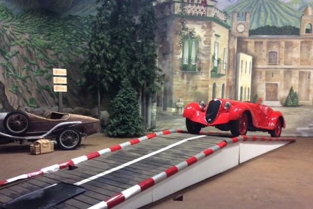 Mille Miglia- 1937 Alfa Romeo 8C 2900A