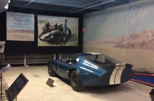 Bonneville Salt Flats – 1964 Shelby Cobra Daytona Coupe
