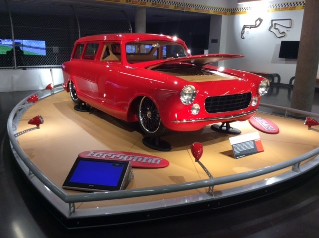 "One of a Kind: ""Ferrambo"" custom Rambler with Ferrari drive train"