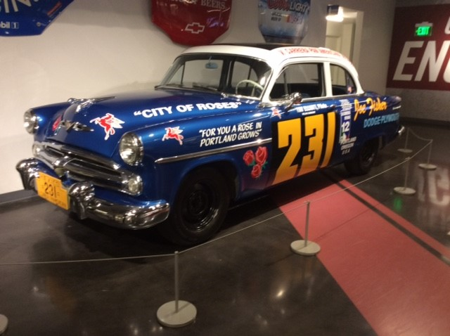 Race Cars: Replica 1954 Dodge Meadowbrook built for Carrera Panamericana