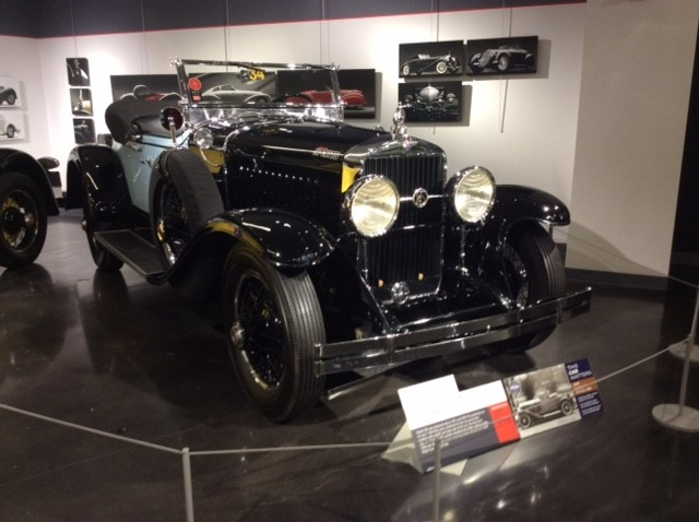Lucky's Garage: 1927 LaSalle 503 Roadster designed by Harley Earle
