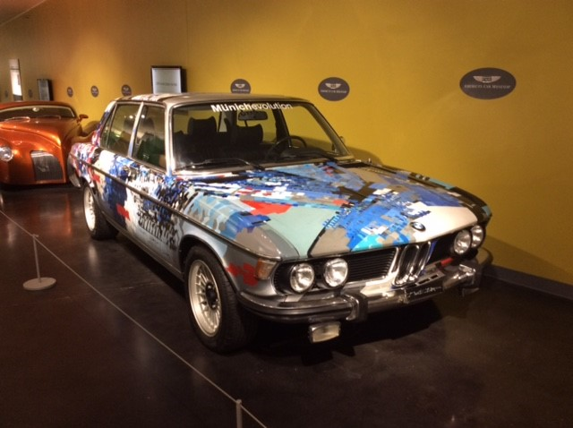 Hall of Fame: 1975 Dexter Brown BMW 3.3Li Art Car