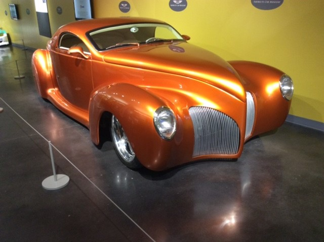 Hall of Fame: 1939 Lincoln Zephyr Hot Rod