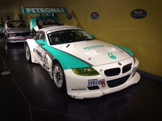 Hall of Fame: 2006 Z4M Petronas Championship Race Car