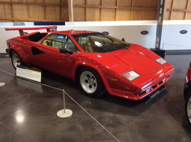 Seductive Supercars: 1988 Lamborghini Countach 5000 Quattrovalvole