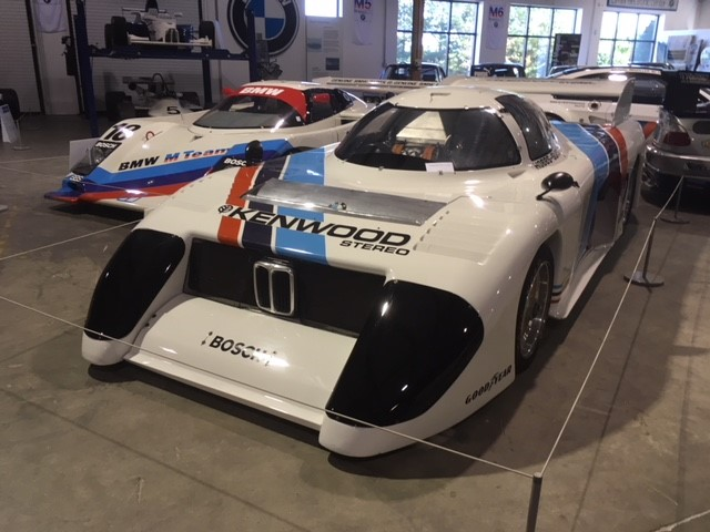 Radical 1981 M1/C driven by David Hobbs and Marc Surer
