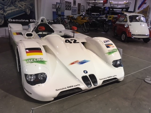 1999 V-12 LMR overall victor at LeMans 24 Hour with drivers Yannick Dalmas. Pier Luigi Martini and Joachim Winklehock