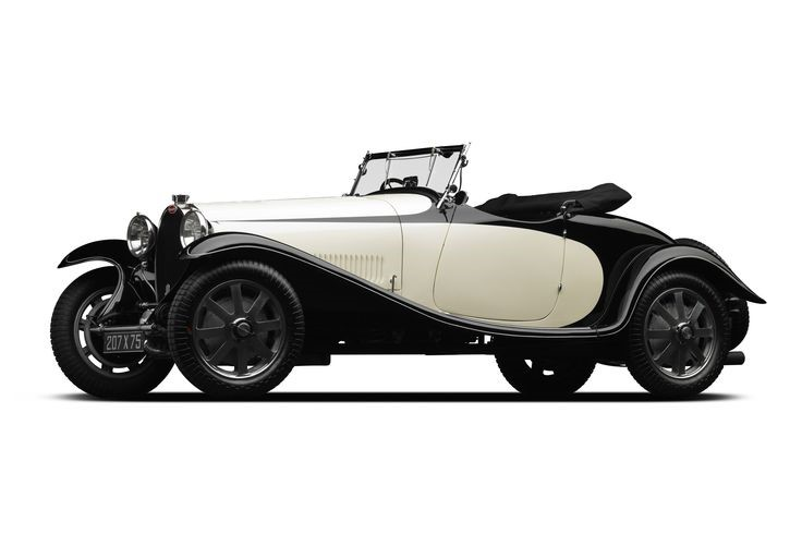 1936 Bugatti Type 43 Roadster