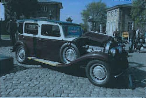 1931 Bugatti Type 49