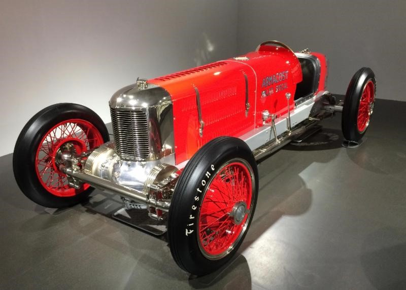 1926 Miller 91ci Front Drive – Photo courtesy of The Brumos Collection