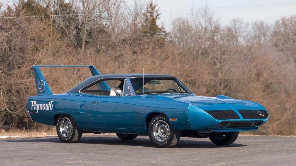 1970 Plymouth Superbird (Photo Mecum Auctions)