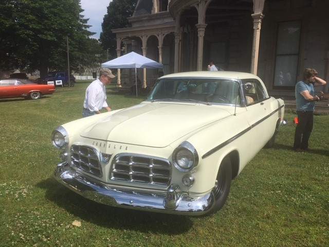 Featured Marque, '55 Chrysler 300-C, Chuck Schoendorf