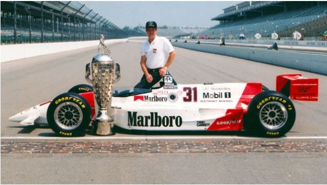 1988 Penske PC-23/Mercedes-Benz 500I Photo courtesy of Team Penske.