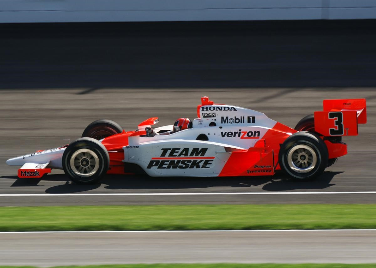 2009 Dallara IR-06/Honda Photo courtesy of Team Penske.
